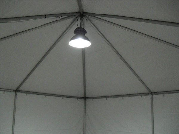 Each unit casts enough light to cover approximately 800 square feet of space. Rental rates include mounting the lights inside the tent. & String Lights u0026 Commercial Lighting Rental -Burlington Bellingham ...