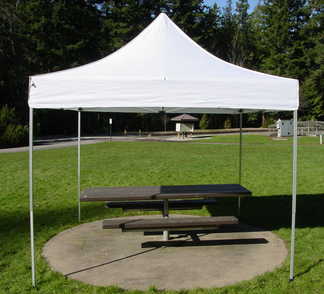 10 x 10 white popup tent & Festival u0026 Party Pop-Up Tent Rentals - Burlington Bellingham ...