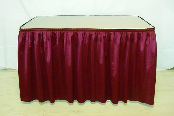 Table rentals for seattle Seattle Skirt Everett,  table runner   Rental Burlington, Bellingham,