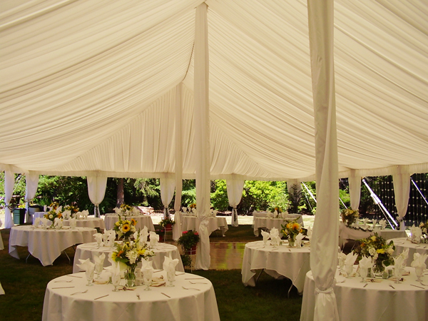 Tent Liner Rental For Burlington Bellingham Everett Seattle