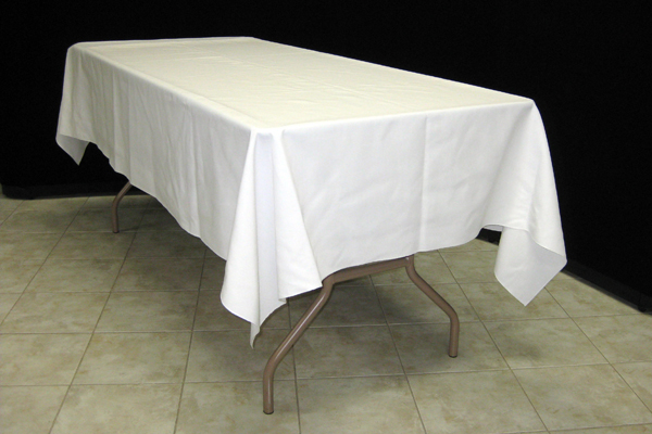 How To Choose The Right Table Linen Size For Your Wedding Or Event Rh Pacificpartycanopies Com Banquet Tablecloth Measurements Standard Sizes