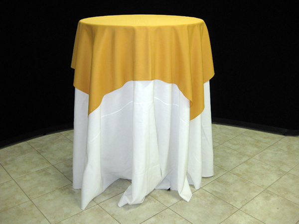 Pacific Party Canopies Choosing Linen, What Size Tablecloth For 48 X 72 Table