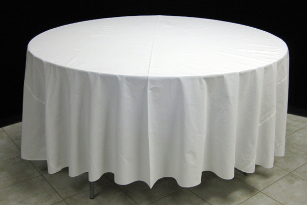 Pacific Party Canopies Choosing Linen, What Size Linen For 72 Inch Round Table